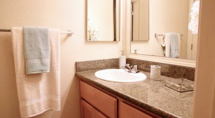 Remodeled Bathroom